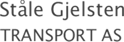 Logo, Ståle Gjelsten Transport AS